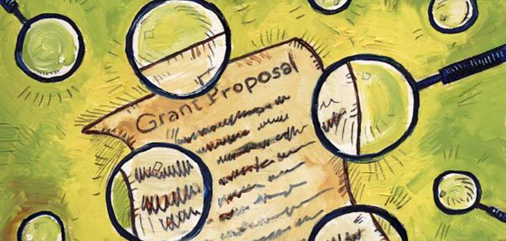 grant writing process