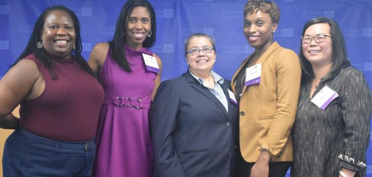 Women of Color in Leadership, The Boston Foundation